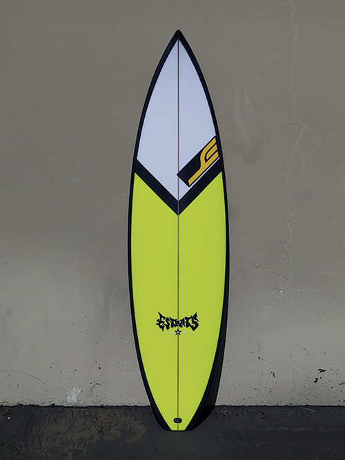 Estrada Surfboards - Supersport