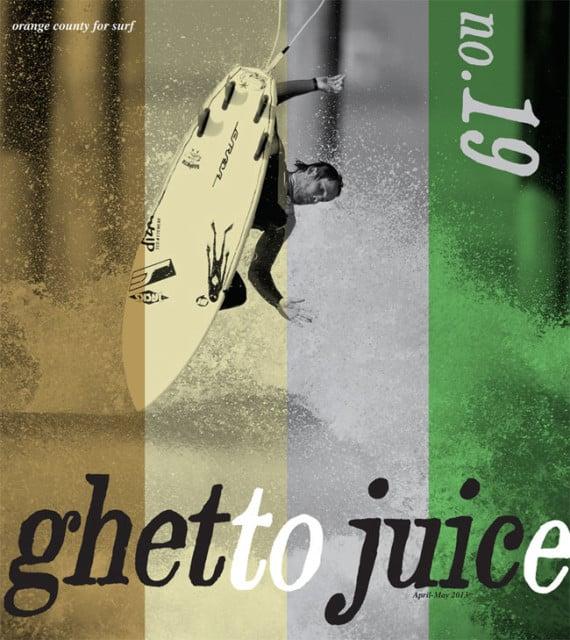 Chris Waring Guetto Juice Magazine